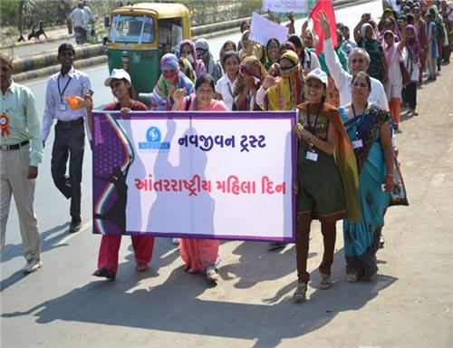 Initiatives taken by NGOs in Rajkot