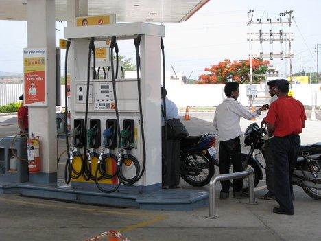 Famous Petrol pumps in Rajkot