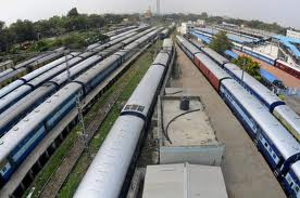Lines passing through Rajkot Railway Station