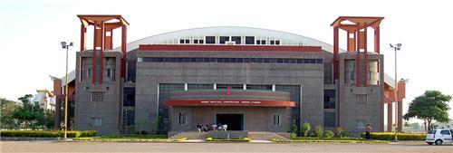 The Rajkot Indoor Stadium