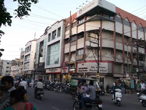 Popular Shopping Markets in Rajkot City