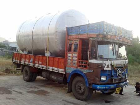 Goods Carriers in Rajkot