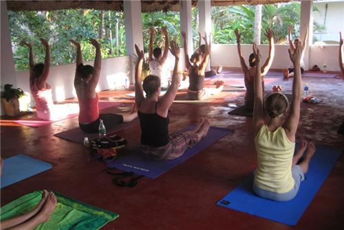 Yoga Training in Rajkot