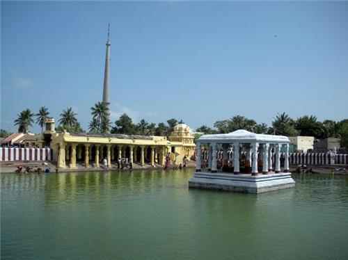 Lakshman Theertham Rameswaram