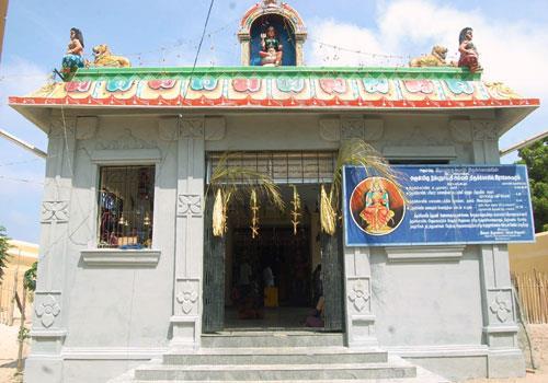 Sri Nambunayakai Amman Temple