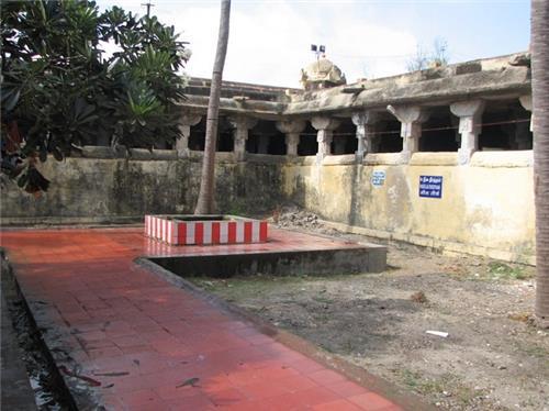 Neela Theertham in Rameswaram