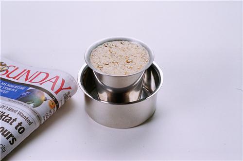 Breakfast in Rameswaram