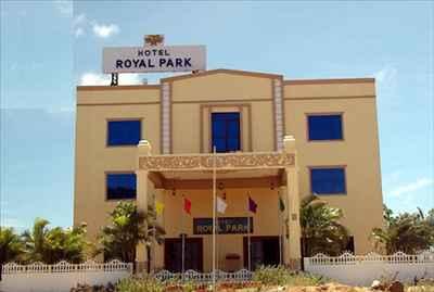 Hotel Rayal Park Rameswaram