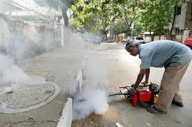 Outbreak of Malaria in Rameswaram