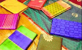 Silk Sarees in Rameswaram
