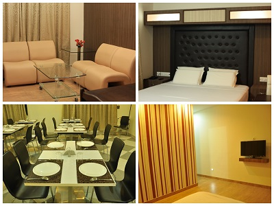 Facilities at Pearl Residency Hotel