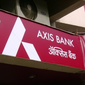 Branches of Axis Bank in Ranchi