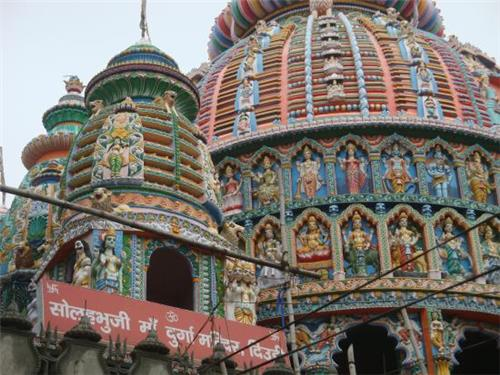 Famous Deori Temple of Ranchi