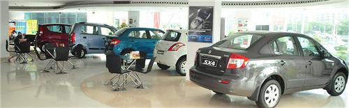 Car Dealers in Ranchi