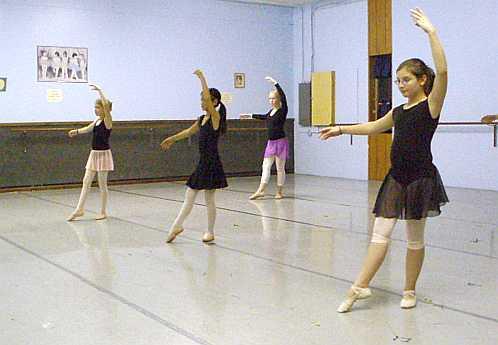 Dance school in Ranchi