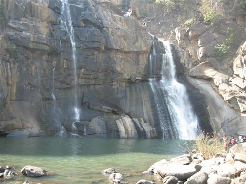 Hundru Water Falls at Ranchi