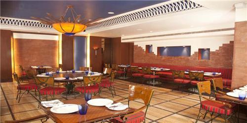 Beautiful ambiance at Restaurants in Radisson Blu Hotels & Resort