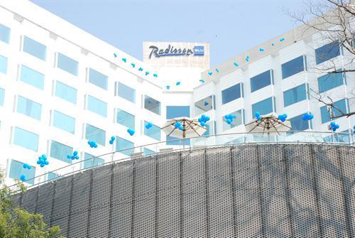 How to reach Radisson Blu Hotels & Resort in Ranchi