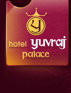 Location of Hotel Yuvraj Palace in Ranchi