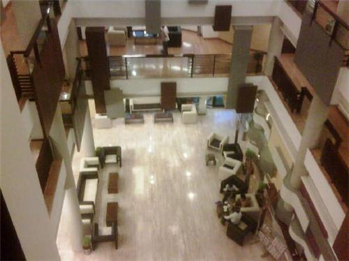 Facilities and amenities at Hotel Capitol Hill in Ranchi