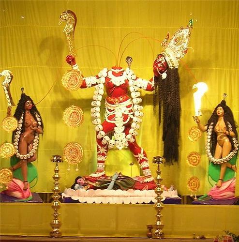 Hindu Temple at Ranchi