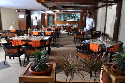 Fine Dining at Hotel Le Lac in Ranchi