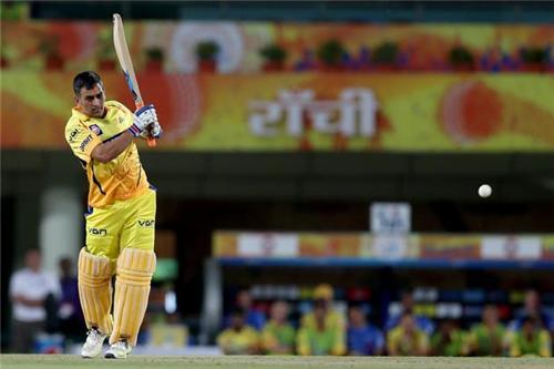 Wonerful batting by MS Dhoni