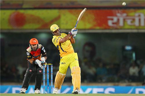 CSK batting had some wow moments as well