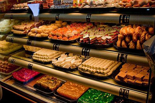 Sweet shops in Ranchi