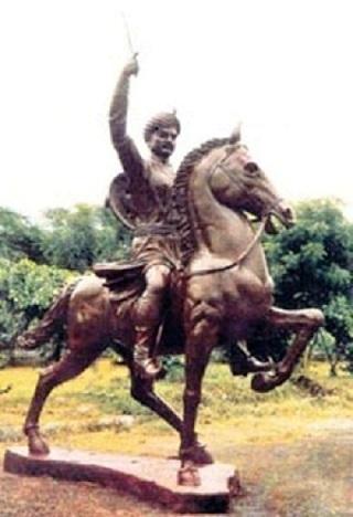 Rao Tula Ram Memorial in Rewari