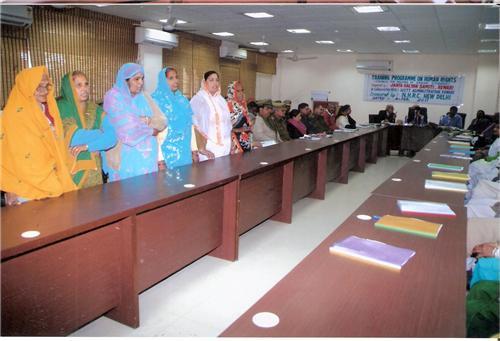 Janta Kalyan Samiti in Rewari