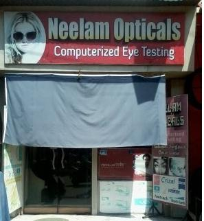 Optical Store in Roorkee