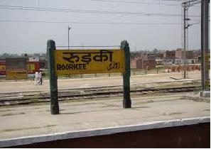 Trains from Roorkee