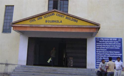 Administration in Rourkela