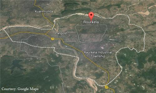 Geography of Rourkela, Geographical Facts About Rourkela