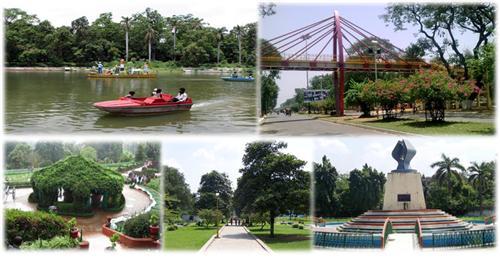 Famous Parks in Rourkela