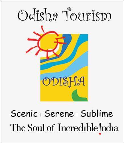 Famous places in Odisha
