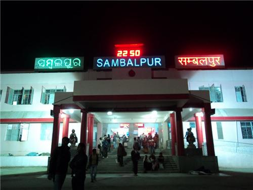 Transport in Sambalpur