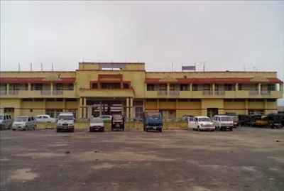 Administration in Sambalpur