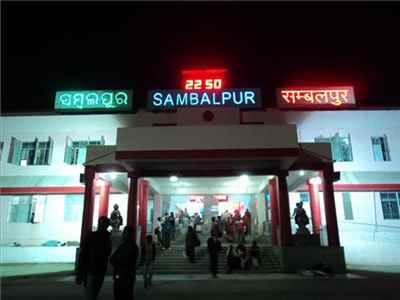 Transport in Sambalpur