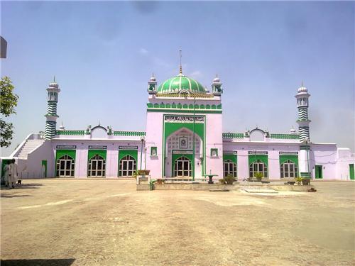 Jama Masjid in Sambhal
