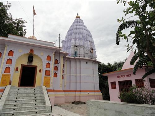 Kalki Mandir in Sambhal