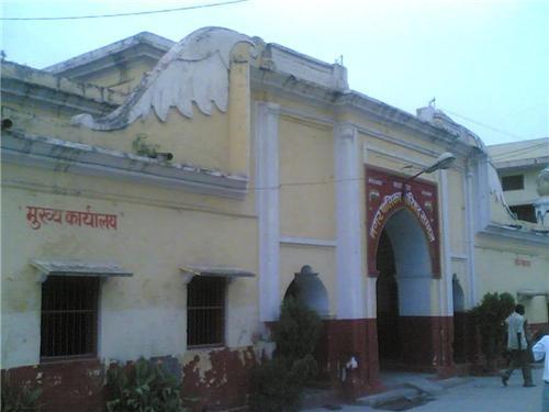 Administration in Sambhal