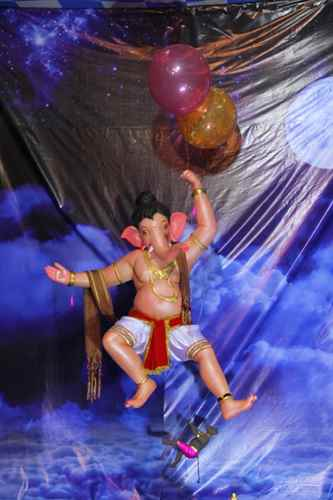 Attractions of Ganeshutsav