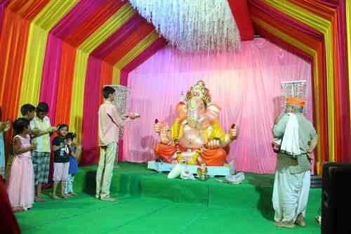Ganesh Puja 2017