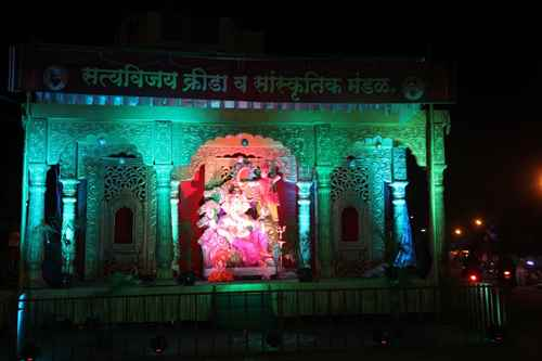 Sangli Ganeshutsav Photos