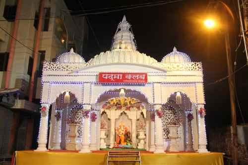 Ganesh Puja in Sangli