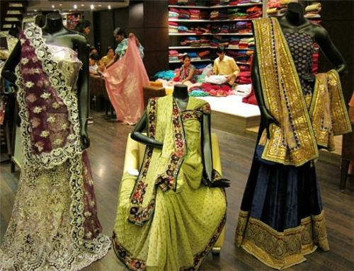Shopping in Sasaram