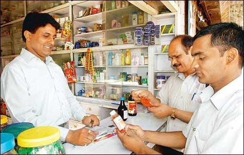 Medical stores in Sasaram