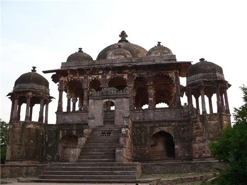 Temple at Ranthambore Fort -Credit Google